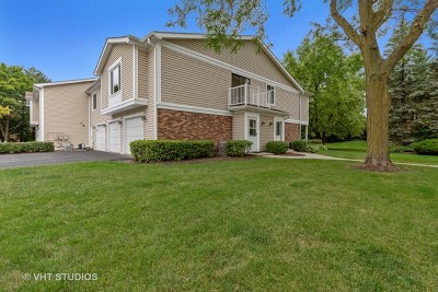 Vernon Hills Condo/Townhouse New: 460 Kennedy Place