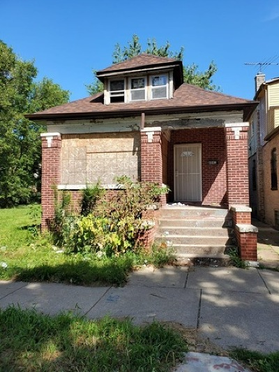 Cook County Single Family Home New: 8041 South Escanaba Avenue
