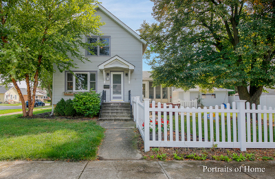 Single Family Home For Sale: 1402 South Washington Street