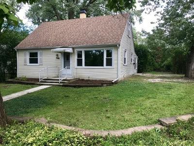 Barrington Single Family Home New: 23365 North Summit Drive