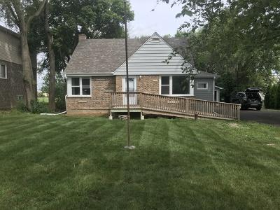Wood Dale Single Family Home New: 17w488 Hawthorne Avenue