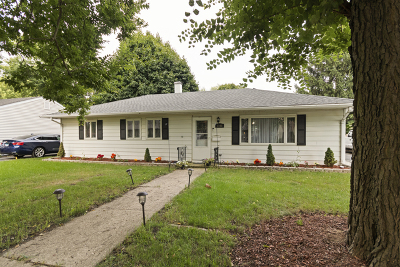Joliet Single Family Home New: 1108 Westshire Drive