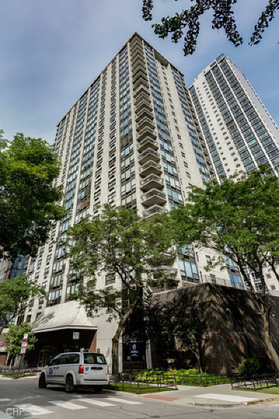 Condo/Townhouse New: 1313 North Ritchie Court #2607