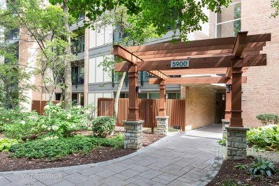 Lisle Condo/Townhouse New: 5900 Oakwood Drive #1J