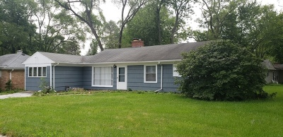Cook County Single Family Home New: 333 Indianwood Boulevard