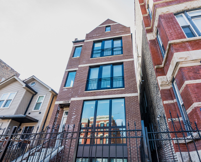 Condo/Townhouse New: 1345 West Huron Street #1
