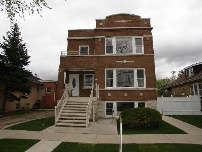 Elmwood Park Multi Family Home New: 2451 North 73rd Avenue