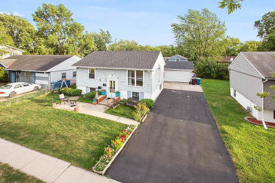 Cook County Single Family Home New: 2848 223rd Street