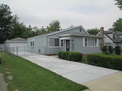 Oak Lawn Single Family Home New: 9814 Austin Avenue