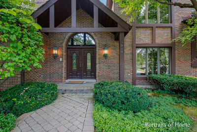 Oak Brook Single Family Home New: 1906 Midwest Club Parkway