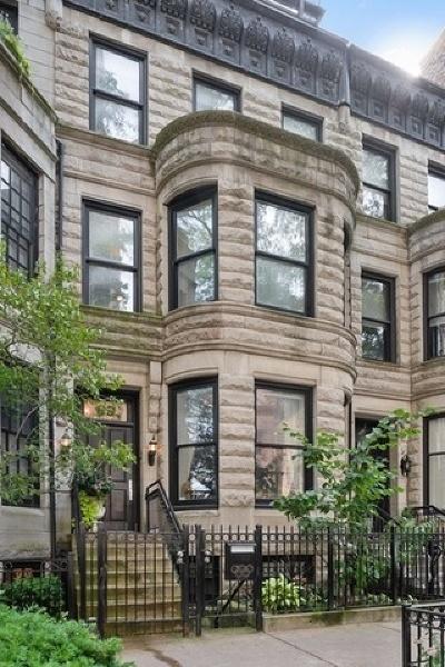 Chicago Single Family Home New: 69 East Cedar Street East