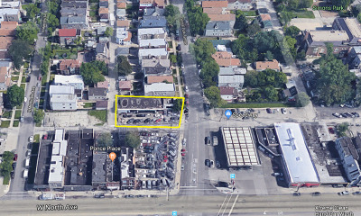 Chicago Residential Lots & Land New: 1614 North Central Park Avenue