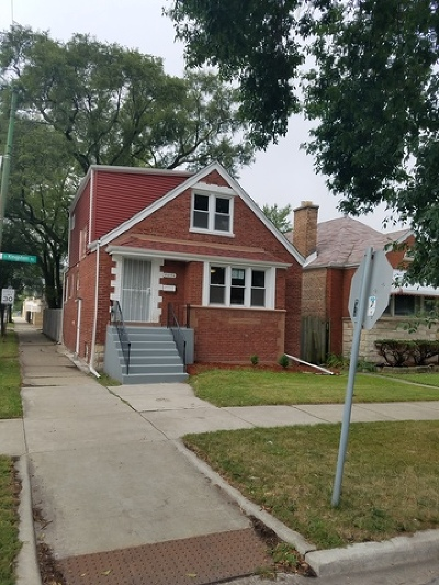 Cook County Single Family Home New: 8656 South Kingston Avenue