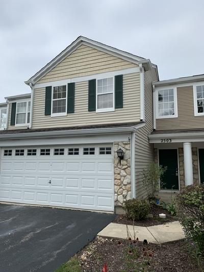 Plainfield Rental New: 2503 Oak Tree Lane