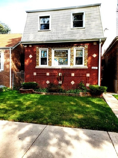 Cook County Single Family Home New: 8831 South Morgan Street