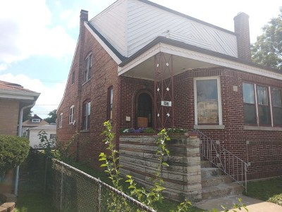 Cook County Single Family Home New: 9057 South Aberdeen Street