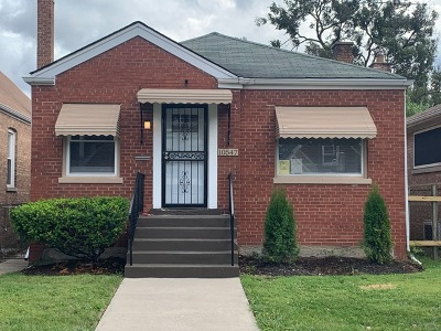 Cook County Single Family Home New: 10547 South Forest Avenue