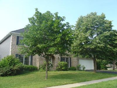 Naperville Rental New: 1760 Denison Road