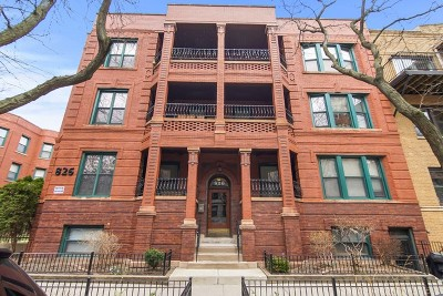 Cook County Condo/Townhouse New: 826 West Lakeside Place #826G