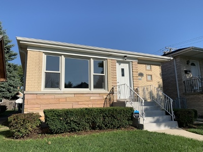 Chicago IL Single Family Home New: $379,900
