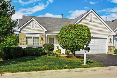 Plainfield Condo/Townhouse New: 21308 West Douglas Lane