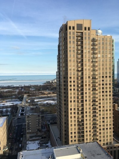 Condo/Townhouse New: 1111 South Wabash Avenue #2705