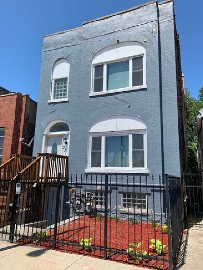 Chicago Multi Family Home New: 3310 West Congress Parkway