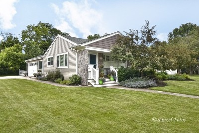 Crystal Lake IL Single Family Home New: $369,900