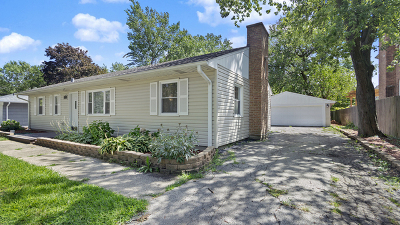 Hinsdale Single Family Home New: 628 West 55th Street