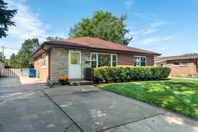 Bensenville Single Family Home New: 272 Barron Street