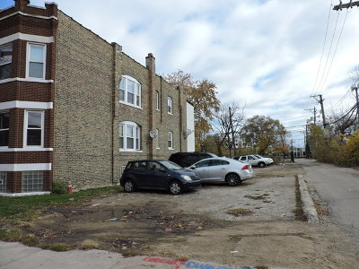Chicago Residential Lots & Land New: 813 North Homan Avenue