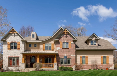 Wheaton Single Family Home New: 1020 South Wheaton Avenue