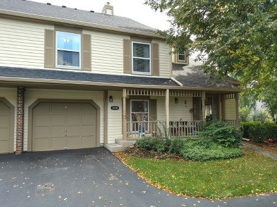 Naperville Condo/Townhouse New: 1376 Queensgreen Circle