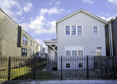 Chicago Multi Family Home New: 2723 West Medill Avenue