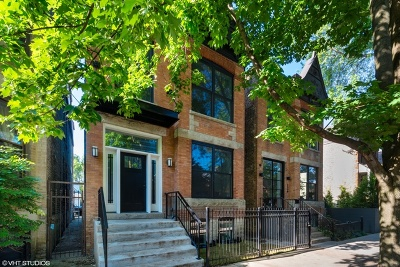 Single Family Home New: 2140 West Moffat Street
