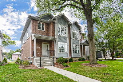 Naperville Condo/Townhouse New: 817 North Center Street