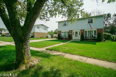 Mokena Single Family Home New: 9429 Willow Lane