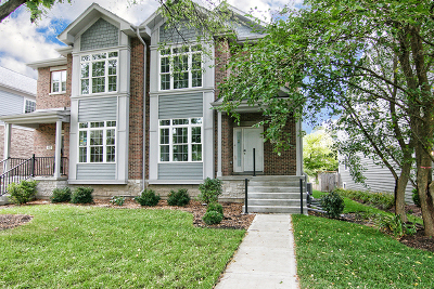Naperville Condo/Townhouse New: 819 North Center Street