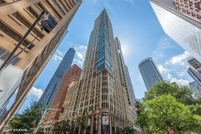 Chicago Condo/Townhouse New: 57 East Delaware Place #3502