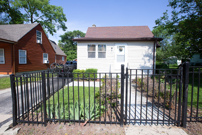 Joliet Single Family Home New: 514 North Briggs Street