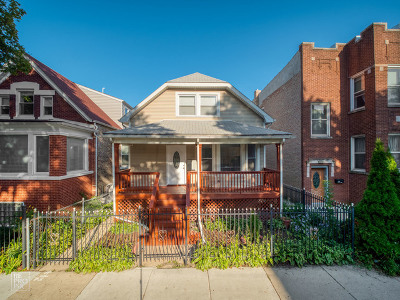 Multi Family Home New: 4425 North St Louis Avenue
