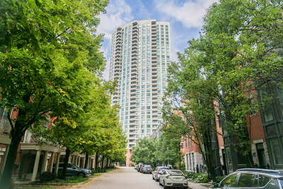 Chicago Condo/Townhouse New: 501 North Clinton Street #2704