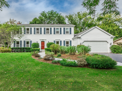 Libertyville Single Family Home New: 334 East Winchester Road