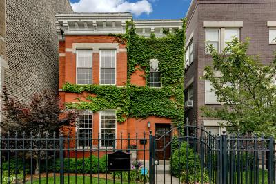 Chicago Single Family Home New: 1512 North Talman Avenue