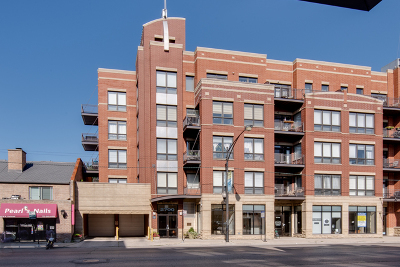 Chicago Condo/Townhouse New: 2700 North Halsted Street #401