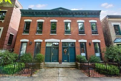 Chicago Condo/Townhouse New: 2241 North Magnolia Avenue #6