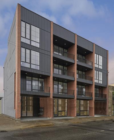Chicago Condo/Townhouse New: 522 North Western Avenue #201