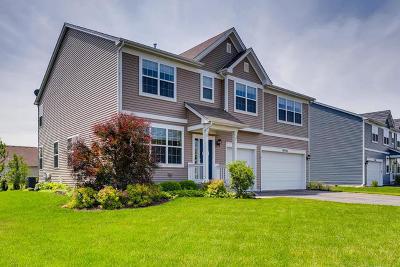 Oswego Single Family Home New: 4346 Schofield Drive