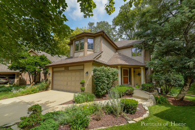 Single Family Home New: 2117 Belleau Woods Court