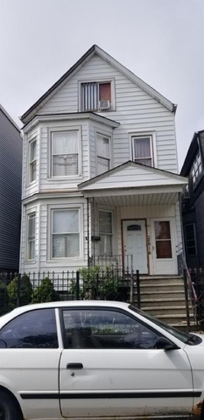 Multi Family Home New: 2916 North Wisner Avenue